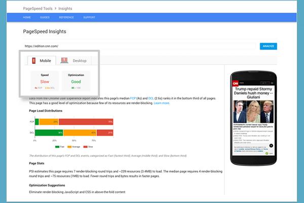 Améliorez la vitesse de chargement de votre site web