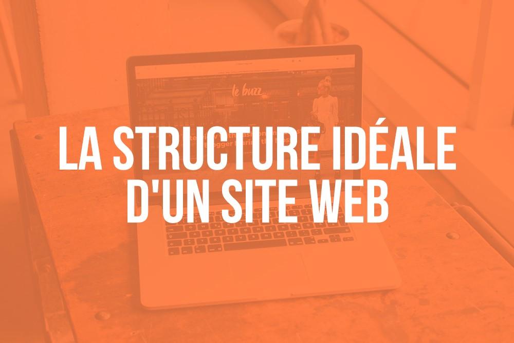 les visualisations de structure de site