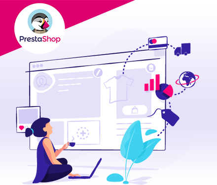 Créez votre site E-commerce avec à PrestaShop