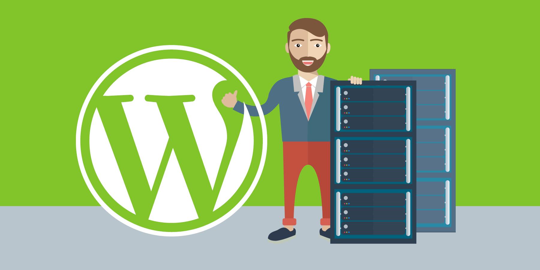 WordPress auto géré